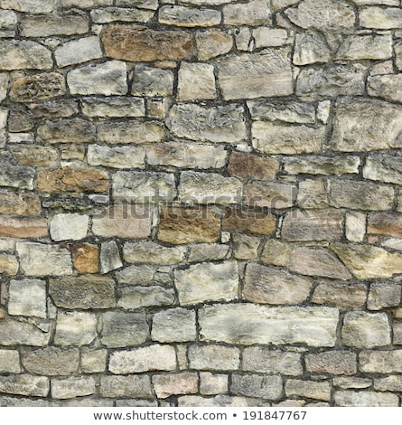 Tileable castle wall Stock photo © Stocksnapper