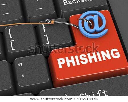 жульничество · компьютер · ключевые · ключами · интернет - Сток-фото © devon