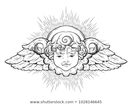 Face of an Angel Stock photo © ca2hill