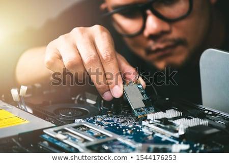 örnek · bilgisayar · ekranı · ele · geçirmek · bilgisayar · bilgi · destek - stok fotoğraf © johnkwan