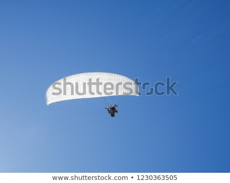 Szárny repülés napos idő kék ég szél légy Stock fotó © dutourdumonde