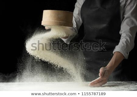 dough preparation Stock photo © M-studio