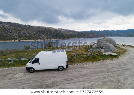 Vale Rossim Valley Stock photo © dinozzaver