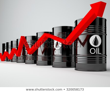 rising oil prices stock photo © lightsource