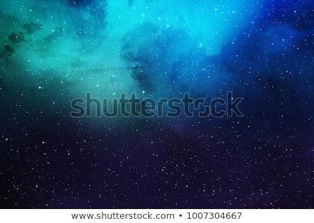 Uzay gezegenler gökyüzü güneş Yıldız bilim Stok fotoğraf © angusgrafico