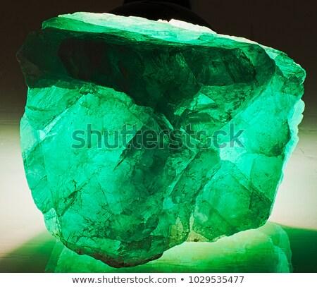 Verde mineral minerales textura naturaleza fondo Foto stock © jonnysek