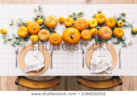 Halloween supper Stock photo © Vg