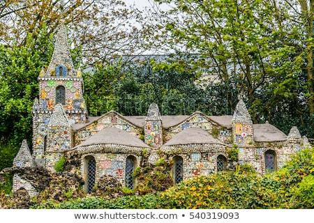 Церкви · мало · города · двери · архитектура - Сток-фото © chris2766