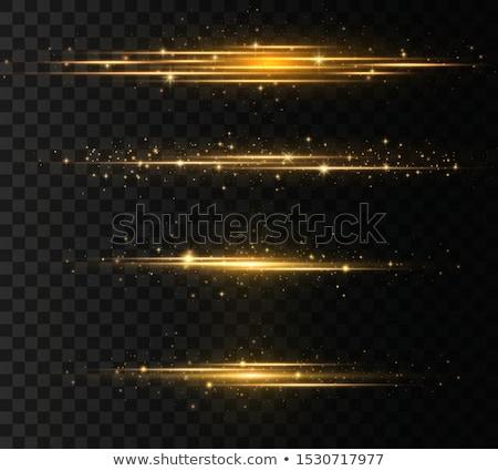 yellow Flash Light Stock photo © shutswis