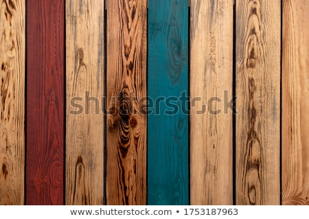 red wooden planks Stock photo © nito