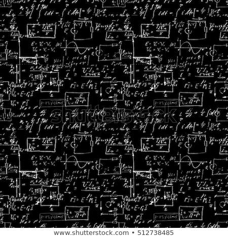 Numbers and mathematical operations Stock photo © bluering