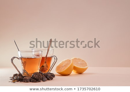 Infusible tea Stock photo © racoolstudio