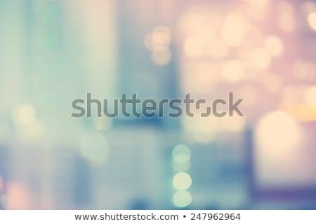 ışıklar · soyut · resim · renkli · ışık · arka · plan - stok fotoğraf © ssuaphoto