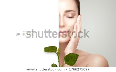 skincare and spa treatment stock photo © marilyna