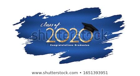 Graduation Celebration Stock photo © Lightsource