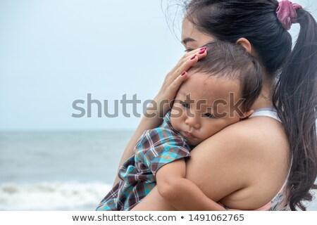 小さな 愛らしい 女性 最愛 ストックフォト © majdansky