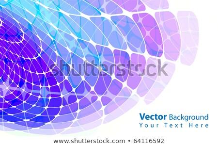 Stok fotoğraf: Dijital · renk · vektör · ayrıntılı · hat · sanat