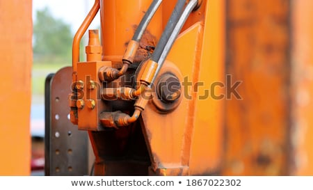 гидравлический · набор · фермы - Сток-фото © rghenry