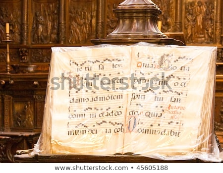 Ricercar Stock photo © craig