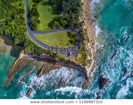 Uçurum üst avustralya Stok fotoğraf © lovleah