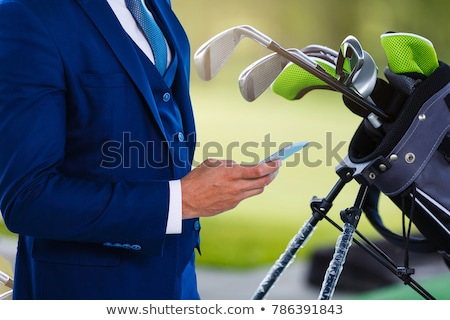 golf escape stock photo © lightsource