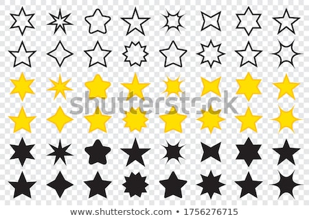 awards set of different shape vector illustration stock photo © robuart