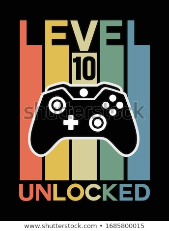 A game with unlocked levels Stock photo © colematt