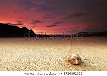 Navegação pedras dois famoso misterioso morte Foto stock © mdfiles