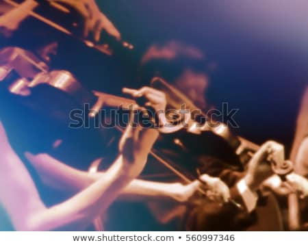 String On Person's Finger Stock photo © AndreyPopov