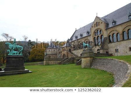 Paleis Duitsland grootst gebouw huis stad Stockfoto © borisb17