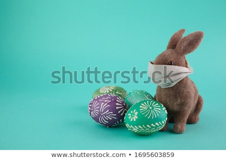 Stay home at Easter  Stock photo © Zsuskaa