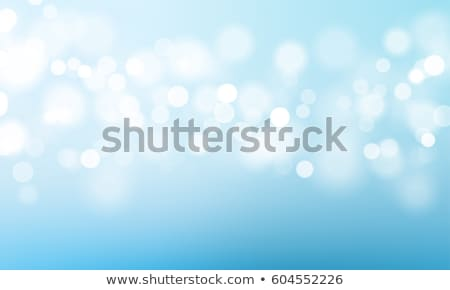 水色 ベクトル ぼけ味 白 ライト 空 ストックフォト © orson