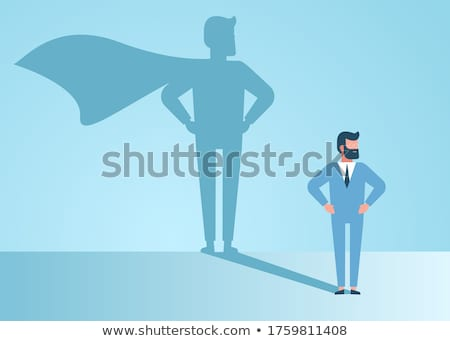 Handsome Young Businessman Stock photo © lisafx
