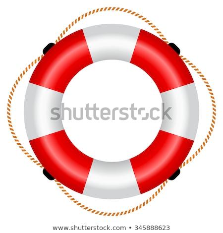 Leven vlot zee water veiligheid Stockfoto © Leonardi