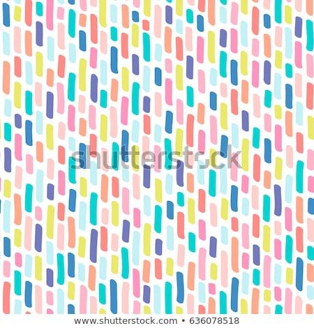 függőleges · utalvány · dekoráció · rózsaszín · dekoratív · minta - stock fotó © pzaxe