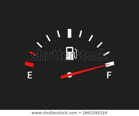 Сток-фото: автомобилей · бензина · вверх · нефть · газ · Cartoon
