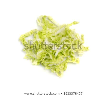 Cut cabbage Stock photo © varts