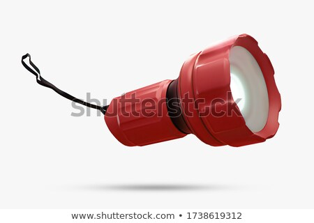colorful light bulbs isolated contains clipping path stock photo © kirill_m
