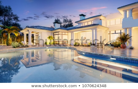 mansion Stock photo © tracer