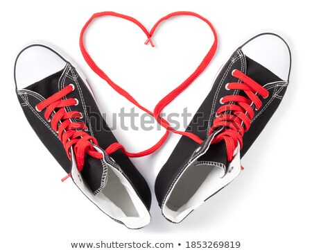 human heart isolated contains clipping path stock photo © kirill_m