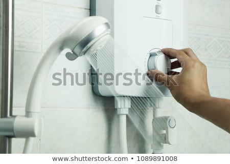Stok fotoğraf: Heater Regulation