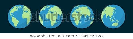 Europa Russia africa globale mondo mappe Foto d'archivio © fenton