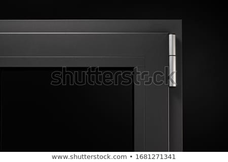 aluminium window sample stock photo © homydesign