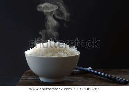 Japanese rice meals Stock photo © bluering