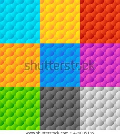 naranja · resumen · futurista · tejido · seda · textura - foto stock © molaruso