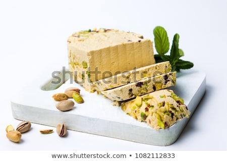 pezzi · greco · alimentare · girasole · dessert - foto d'archivio © digifoodstock