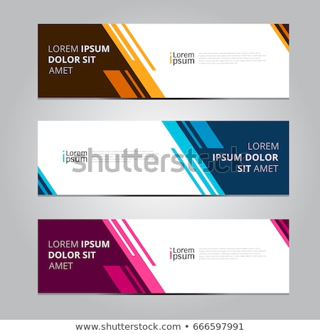 Business-to-business sales concept banner header. Stock photo © RAStudio