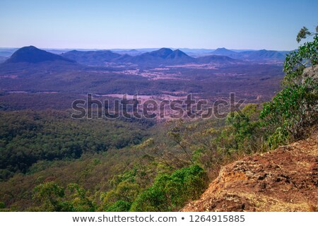 Travelling in Blue Mountains Ausralia Stock photo © lovleah