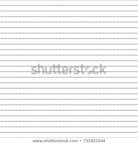 Dotted lines grey seamless vector pattern. Stock photo © yopixart