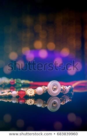 mooie · kaart · festival · hand · liefde · ontwerp - stockfoto © sarts